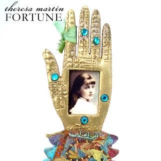 Glove/Arm Reliquary Fortune