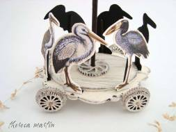 Weird Bird Whimsy Wagon