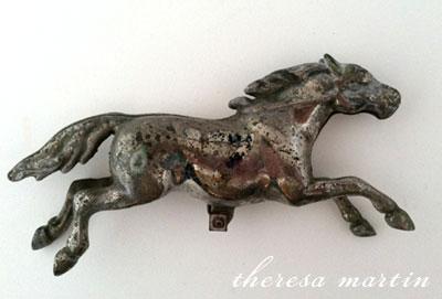 theresa mARTin Horse