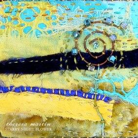 theresa mARTin Starry Night Flower