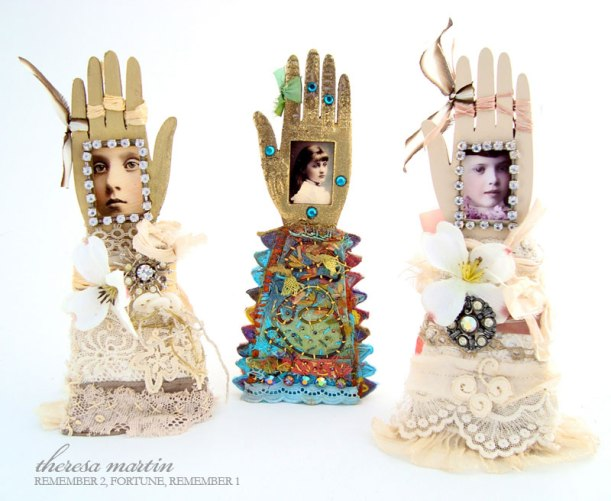 Glove Reliquaries