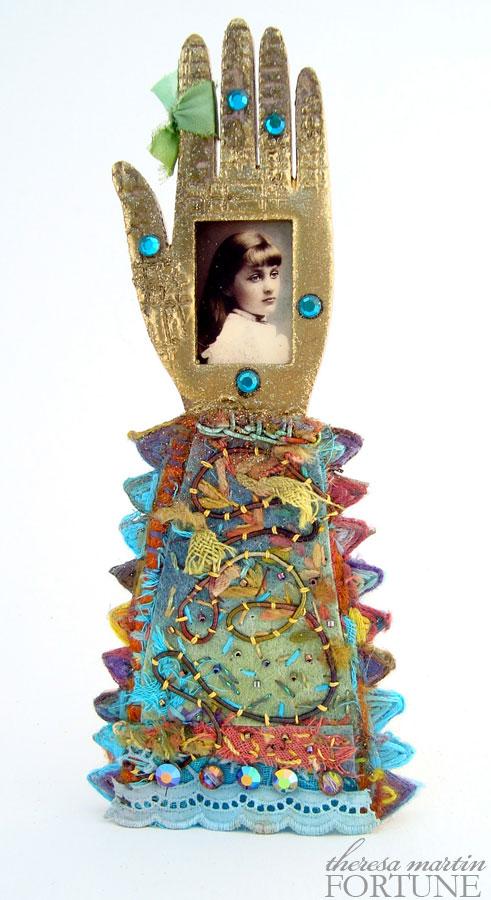Fortune - Glove Reliquary