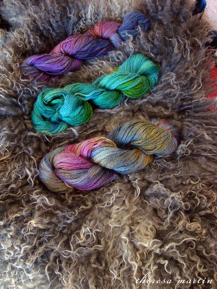 Yarn and Fleece