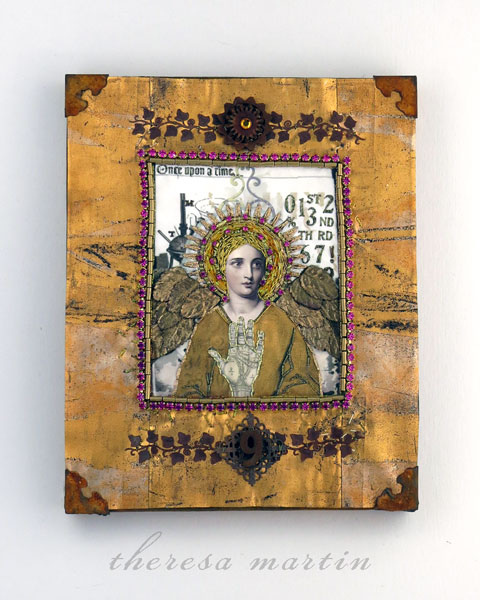 Rust and Rhinestone Fortune Icon